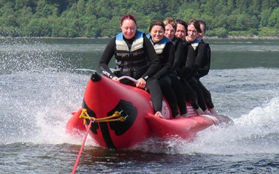 hen party watersports
