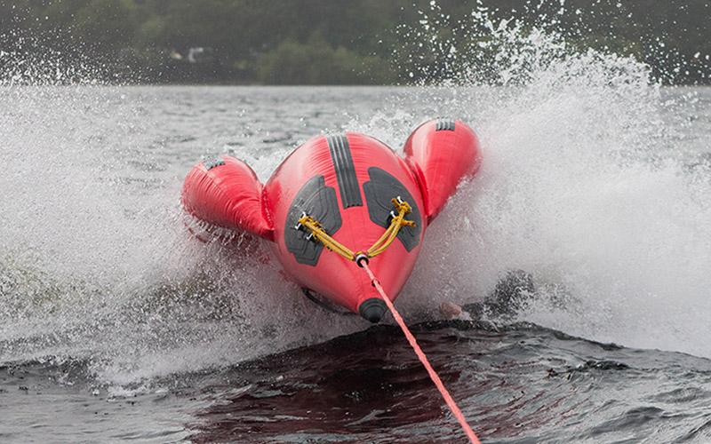 WATER SPORTS:  Banana Boat fun