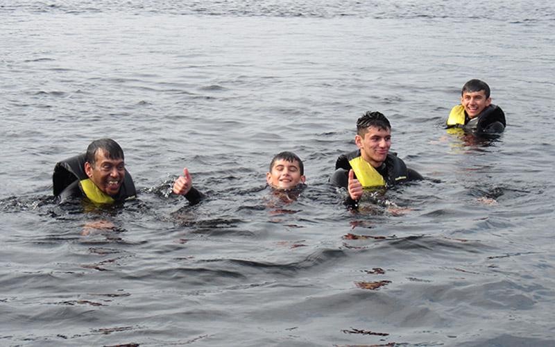 WATER SPORTS: Banana Boat