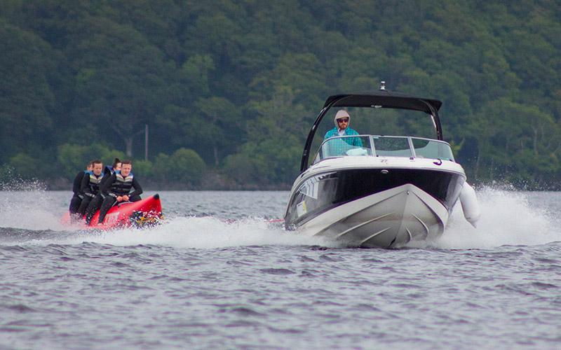 WATER SPORTS: Banana Boat experience