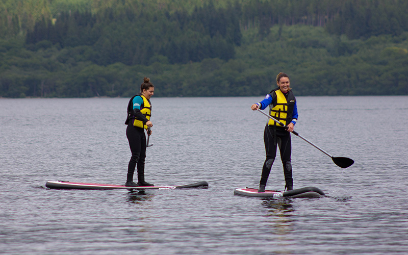 WATER SPORTS: Stand Up Paddleboard Lessons