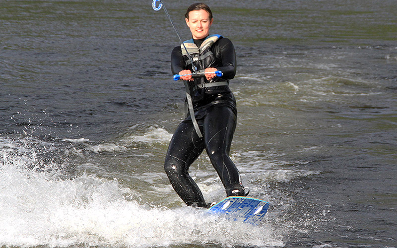 WATER SPORTS: Wakeboard Lessons for Intermediate and Advanced