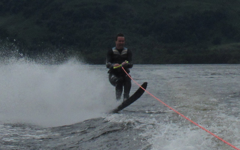 WATER SPORTS: Water-Ski Intermediate and Advanced Lessons