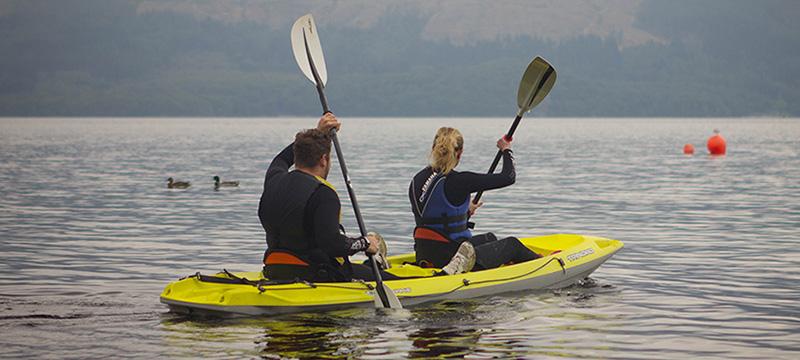 kayak twin
