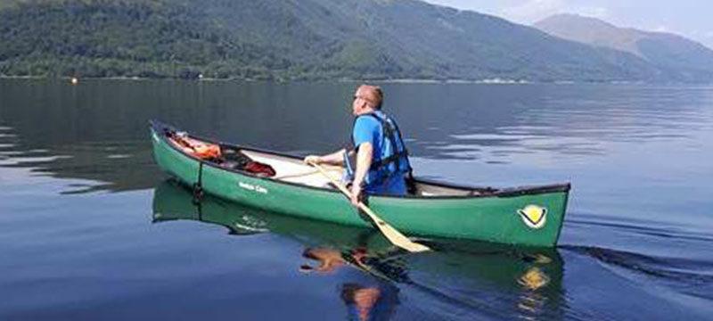 canoe hire loch lomond