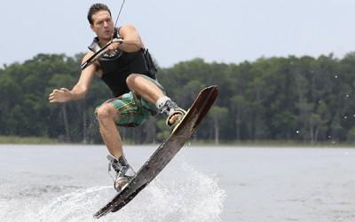 loch lomond wakeboard