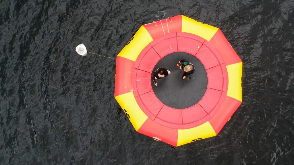 Loch Lomond Leisure - Water Trampoline