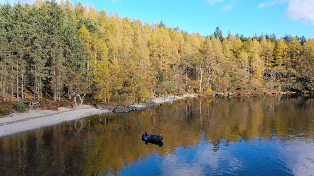 Loch Lomond Leisure - Fishing Boat