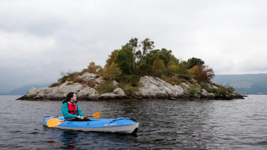 Loch Lomond Leisure - Kayaking Adventure