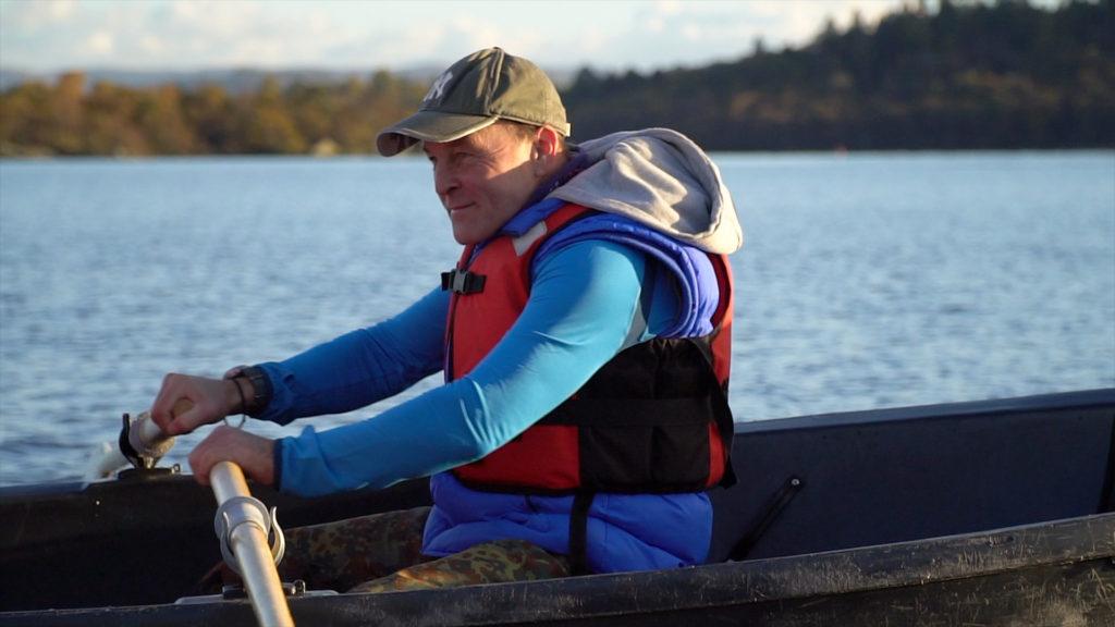 Loch Lomond Leisure - Rowing Boat