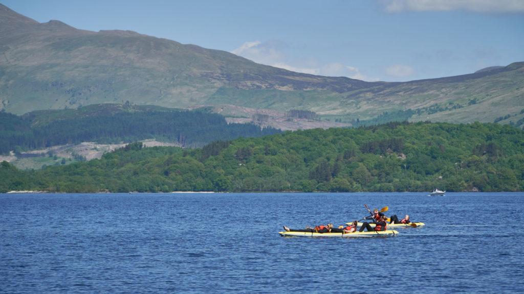 Loch Lomond Leisure - Sunny Luss