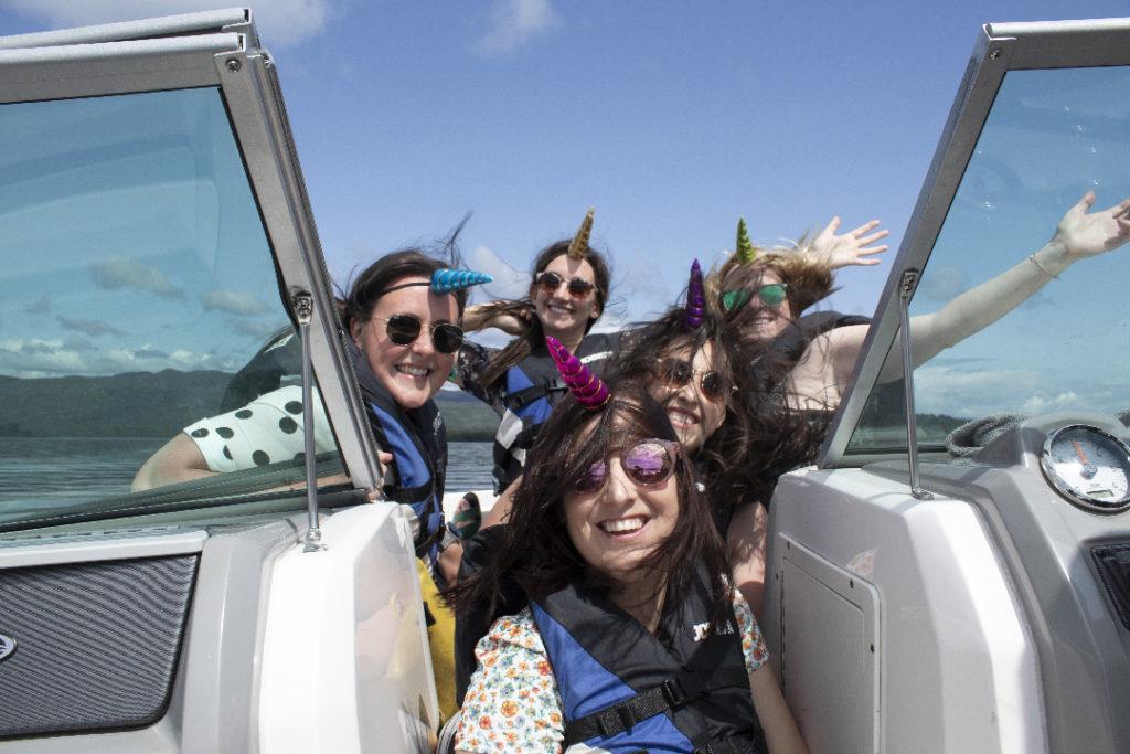 Speedboat Pub Tour