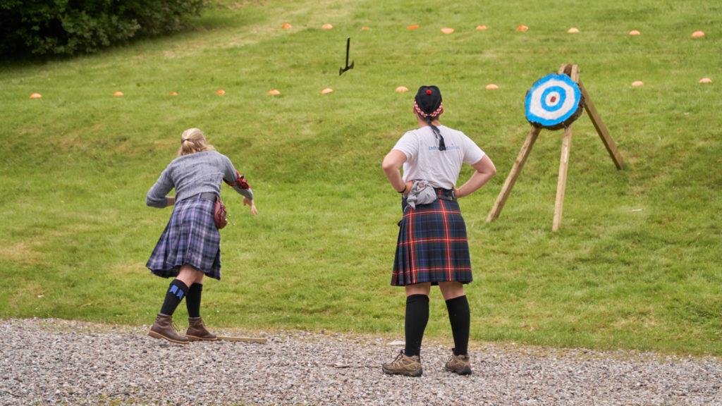 Archery & Axe Throwing